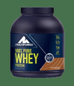 Multipower %100 Pure Whey Protein 2000 gram Ürün Fotoğrafı