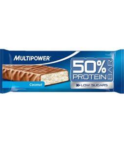 Multipower %50 Protein Bar 50 Gram'ın Ürün Fotoğrafı