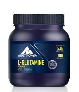 Multipower L-Glutamine 500 Gr Ürün Fotoğrafı