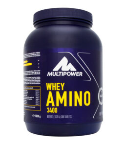 Multipower Whey Amino 3400 300 Tablet'in Ürün Fotoğrafı