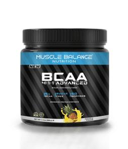 Muscle Balance 4:1:1 Advanced BCAA 500 Gram Ürün Fotoğrafı