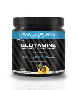 Muscle Balance Nutrition Advanced L-Glutamine 500 Gr Ürün Fotoğrafı