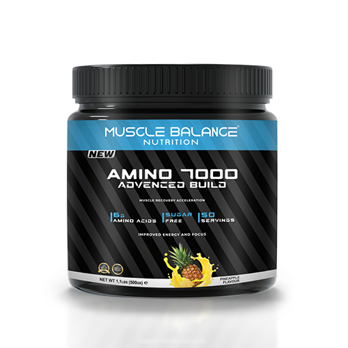 Muscle Balance Nutrition Amino 7000 Advanced Build 500 Gr Ürün Fotoğrafı