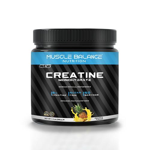 Muscle Balance Nutrition Creatine Monohydrate 500 Gr Ürün Fotoğrafı
