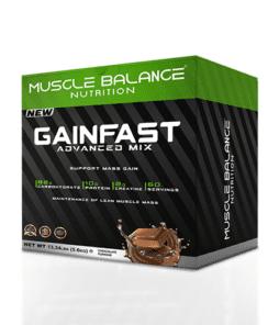 Muscle Balance Gainfast Advanced Mix 5600 Gram Ürün Fotoğrafı
