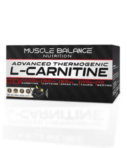 Muscle Balance Nutrition Thermogenic L-Carnitine 4000 Mg 30 Ampul Ürün Fotoğrafı