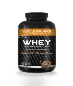 Muscle Balance Nutrition Whey Advanced Protein 1000 Gr Ürün Fotoğrafı