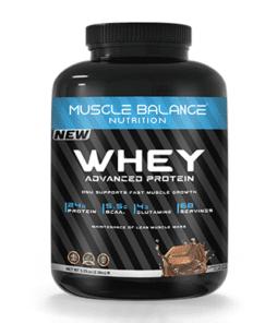 Muscle Balance Nutrition Whey Advanced Protein 2380 Gram Ürün Fotoğrafı