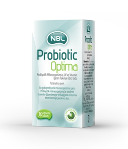 NBL Probiotic Optima 30 Çiğneme Tablet Ürün Fotoğrafı