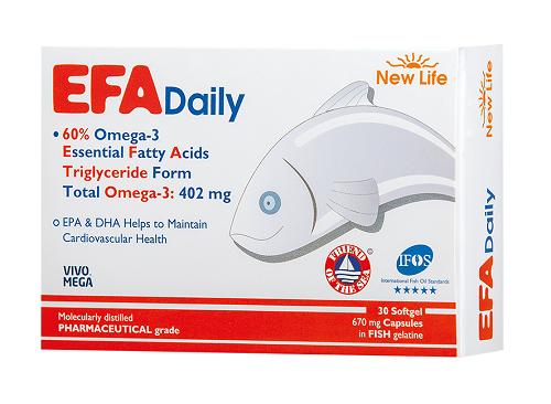 New Life Efa Daily 30 Kapsül Ürün Fotoğrafı