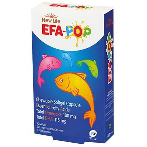 New Life Efa-Pop 30 Kapsül Ürün Fotoğrafı