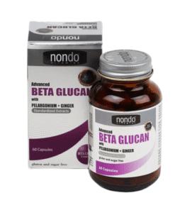 Nondo Advanced Beta Glucan 60 Kapsül Ürün Fotoğrafı