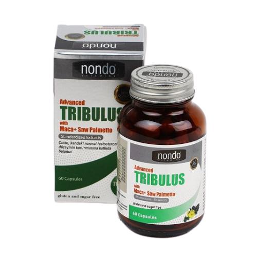 Nondo Advanced Tribulus 60 Kapsül Ürün Fotoğrafı