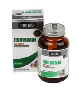 Nondo Curcumin 30 Kapsül Ürün Fotoğrafı