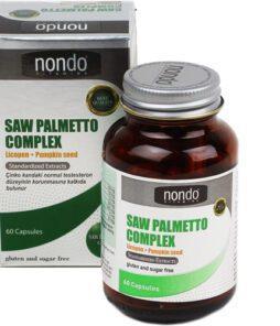 Nondo Saw Palmetto complex ürün fotoğrafı