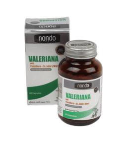 Nondo Valeriana 60 Kapsül Ürün Fotoğrafı