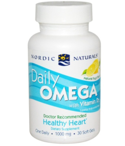 Nordic Naturals Daily Omega 30 Soft Jel Ürün Fotoğrafı