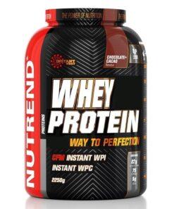 Nutrend %100 Whey Protein 2250 Gr Ürün Fotoğrafı