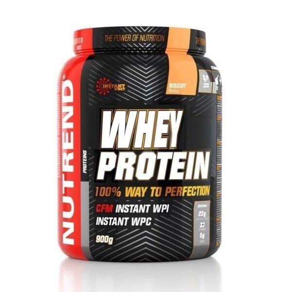 Nutrend %100 Whey Protein 900 Gram'ın Ürün Fotoğrafı