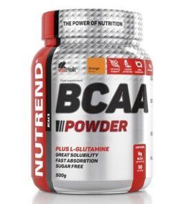 Nutrend Compress BCAA 4:1:1 500 gr Ürün Fotoğrafı