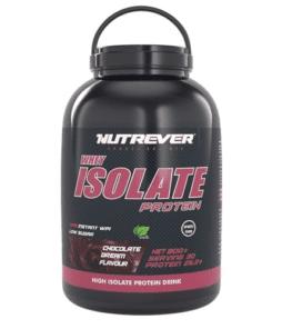Nutrever Whey Isolate Protein 900 gr Ürün Fotoğrafı