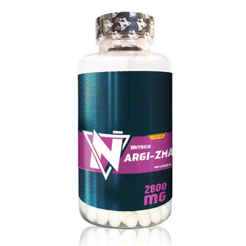 Nutrich Nutrition Argi-Zma 100 Kapsül'ün Ürün Fotoğrafı