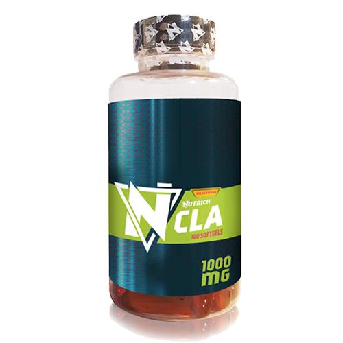 Nutrich CLA 100 Jel Kapsül Ürün Fotoğrafı