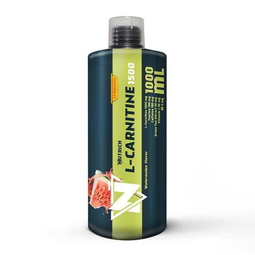 Nutrich L-Carnitine 1500 mg 1000 ml ürün Fotoğrafı