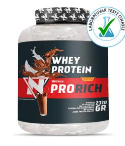 Nutrich Prorich Whey Protein 2310 Gram Ürün Fotoğrafı
