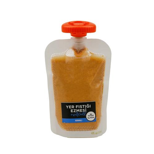 Nuts'all Hurmalı Yer Fıstığı Ezmesi 130 Gram'ın Ürün Fotoğrafı