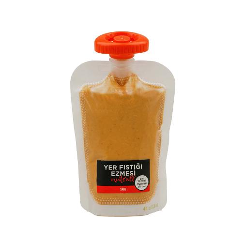 Nuts'all Sade Yer Fıstığı Ezmesi 130 Gram'ın Ürün Fotoğrafı
