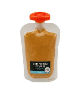 Nuts'all Tahinli Yer Fıstığı Ezmesi 130 Gram'ın Ürün Fotoğrafı