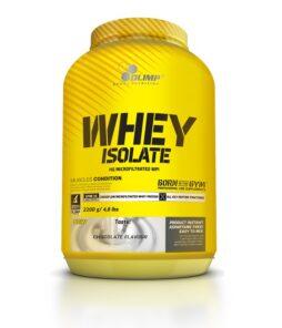 Olimp Pure Whey Protein İsolate 1800 Gram Ürün Fotoğrafı