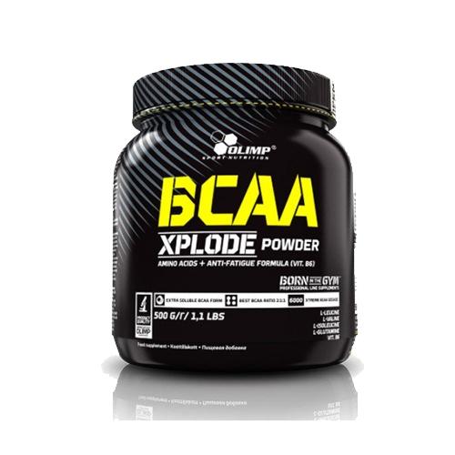 Olimp BCAA Xplode Powder 500 gram Ürün Fotoğrafı