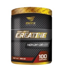 ONYX Nutrition %100 Micronized Creatine 500 Gr Ürün Fotoğrafı