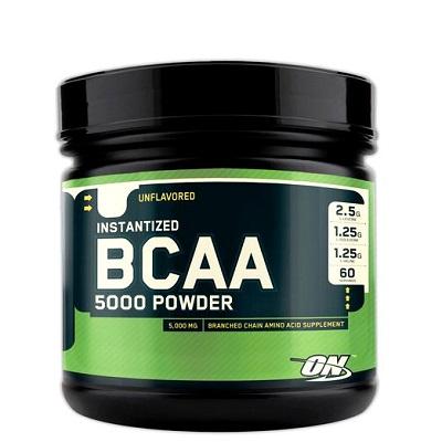 Optimum Nutrition BCAA 5000 Powder 345 Gr am'ın Ürün Fotoğrafı