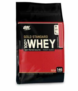 Optimum Gold Standard Whey Protein Tozu 4540 Gram'ın Ürün Fotoğrafı