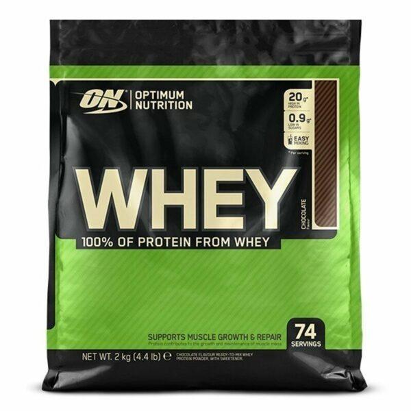 Optimum Nutrition Whey Green Line Protein Tozu 2000 Gram'ın Ürün Fotoğrafı