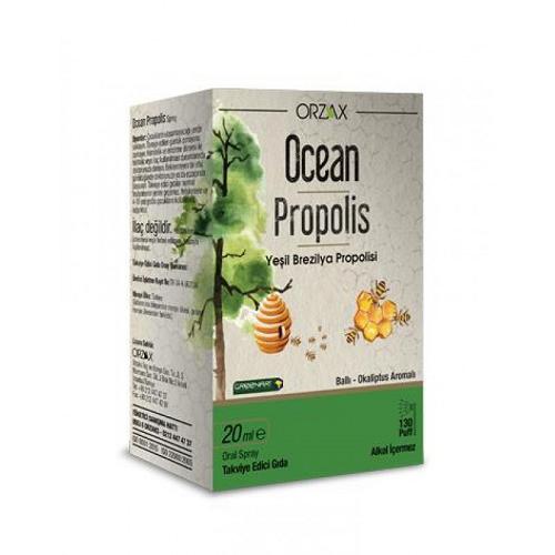 Orzax Ocean Propolis Sprey 20 ML'nin Ürün Fotoğrafı