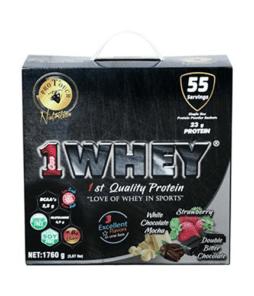 Protouch One Whey Protein Tozu 55 Servis Ürün Fotoğrafı
