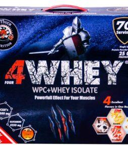 Protouch Nutrition 4Whey 4 Aroma 70 Saşe / 2450 Gram'ın Ürün Fotoğrafı