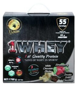 Protouch Nutrition One Whey Protein Tozu 110 Saşe'nin Ürün Fotoğrafı