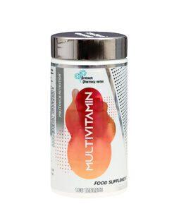 Protouch Pharmacy Multivitamin 100 Kapsül Ürün Fotoğrafı
