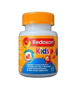 Redoxon Kids 60 Çİğnenebilir Tablet'in Ürün Fotoğrafı