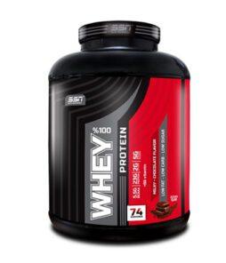 SSN %100 Whey Protein 2220 Gr Ürün Fotoğrafı