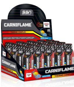 SSN Carniflame 3000 mg 20 Ampul Ürün Fotoğrafı