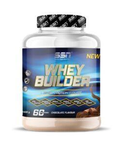 SSN Nutrition Whey Builder 2400 Gram'ın Ürün Fotoğrafı