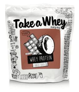 Take A Whey Blend Whey Protein 907 Gram'ın Ürün Fotoğrafı