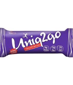 Uniq2go Chocofit Mini Bar 25 Gram'ın Ürün Fotoğrafı