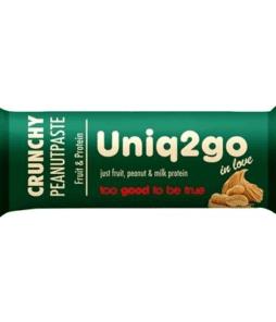 Uniq2go In Love Fıstık Ezmeli Protein Bar 32 Gram'ın Ürün Fotoğrafı